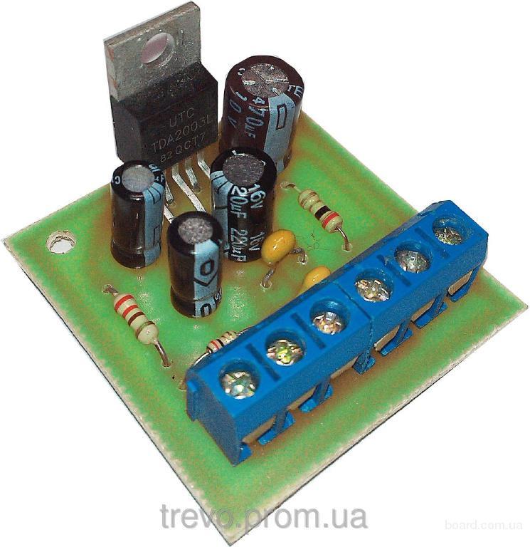 Усилитель AMP-A1 на TDA2003