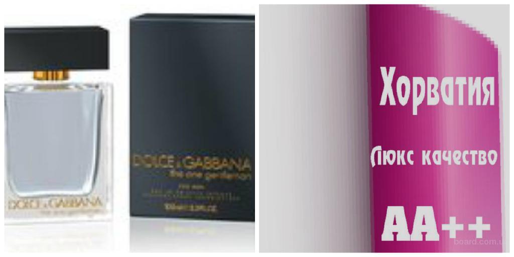 Dolce &GabbanaThe One Gentelman Люкс качество ААА++ Оплата при получении Ежедневные отправки