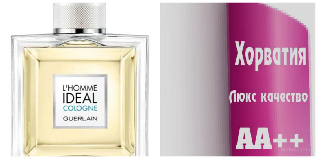 Guerlain L'Homme Ideal Cologne Люкс качество ААА++ Оплата при получении Ежедневные отправки