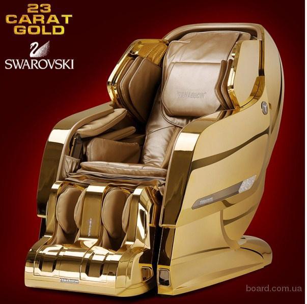 Массажное кресло Премиум Yamaguchi Axiom Gold