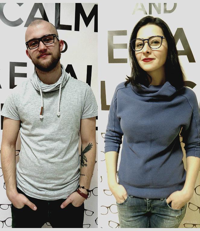 Замена линз в очках и ремонт очков в Киеве