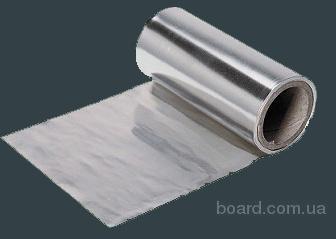 Фольга алюминиевая 0,05 микрон с отмоткой