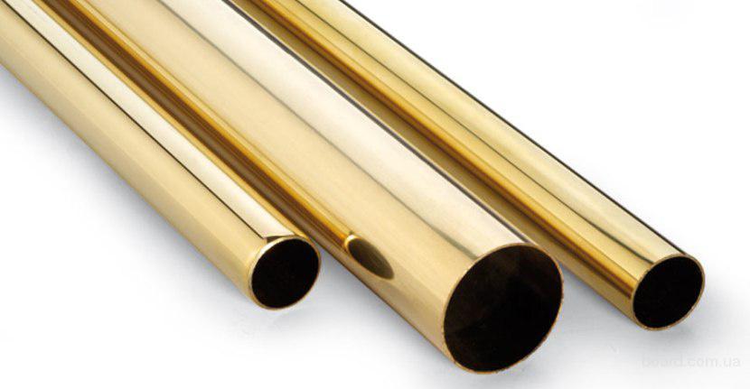 Труба латунная Л63 19х1х6000