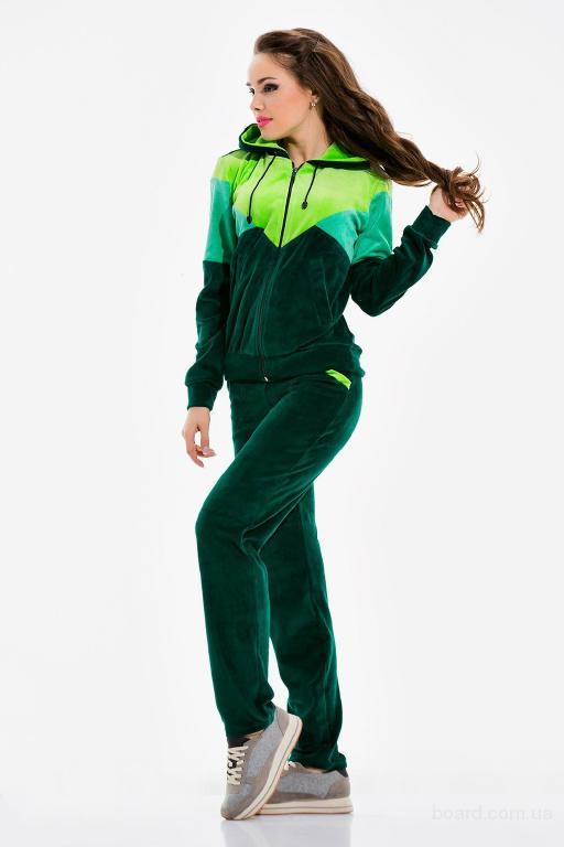 Женский спортивный костюм в интернет магазине Aximoda