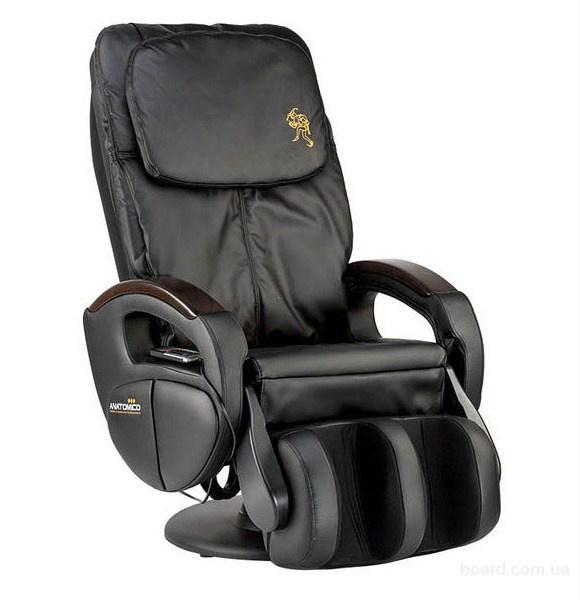 Шикарное массажное кресло Anatomico Leonardo