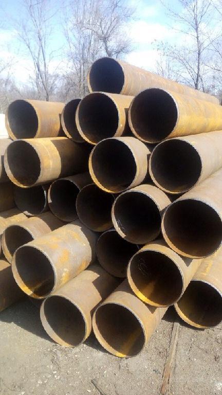Труба 426х9-10 мм, катанная, песоченная, торцованная