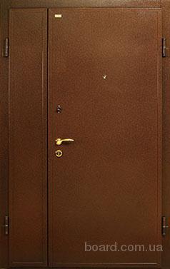 распашные двери железные купить в москве
