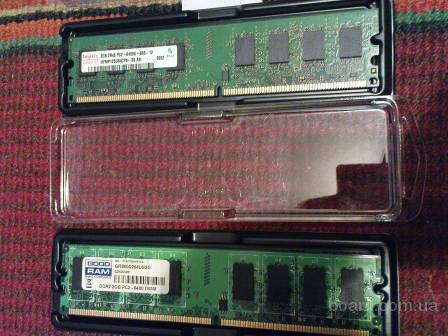 Продам 4Gb памяти DDR2 PC6400