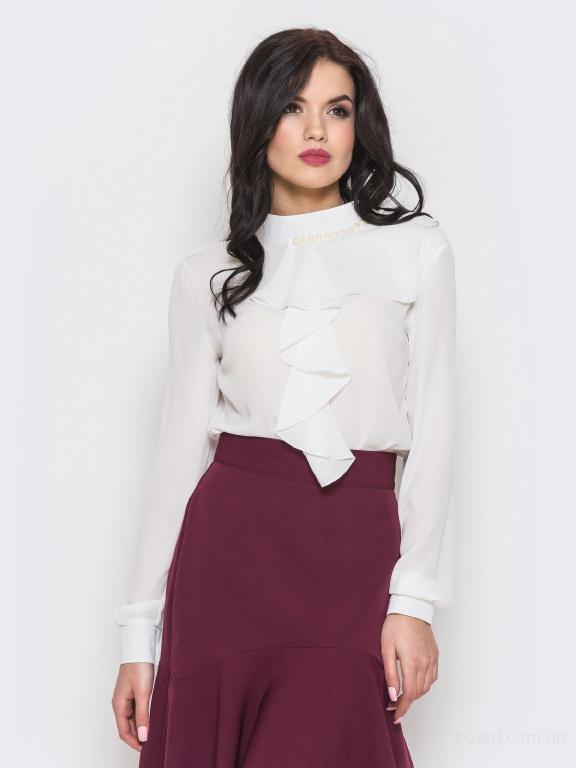 Женская красивая блузка в интернет магазине Aximoda.