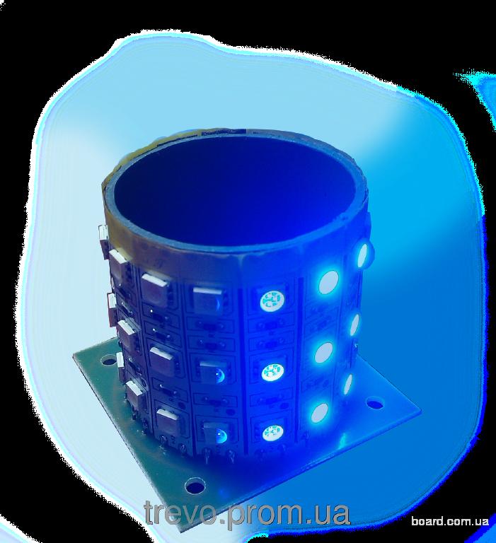 Мигалка на микроконтроллере LMP-F5