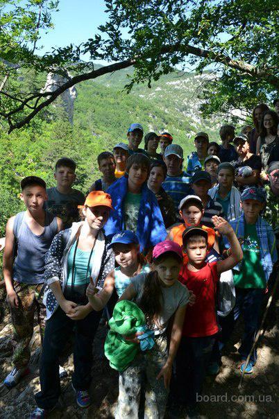 Лето вместе с детским лагерем ProfyCamp в Карпатах