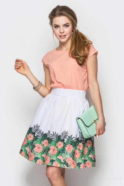 Летнее платье в интернет магазине Aximoda.