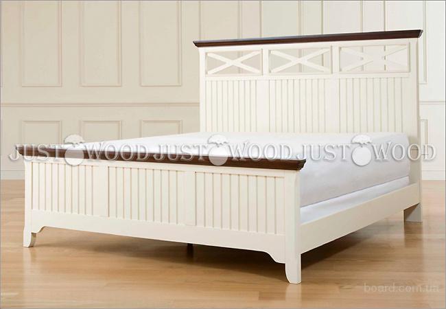Двуспальная кровать Реприза