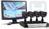 Мы выполняем работы по установке систем видеонаблюдения .
