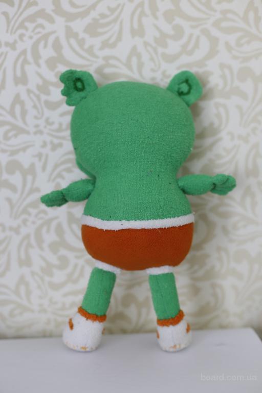 Мишка Гумми Бер - мягкая игрушка , ручная работа
