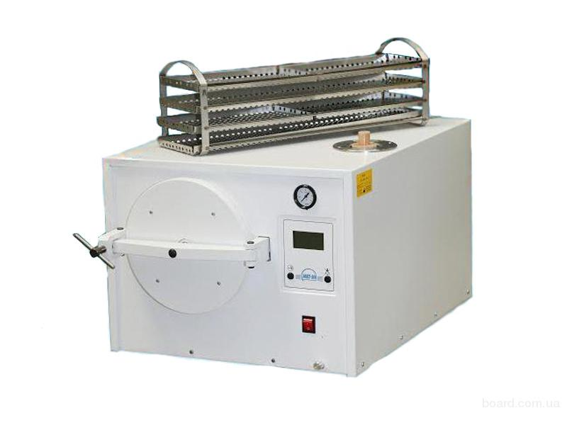 Стерилизатор паровой ГК-10 (автоклав медицинский) б/у