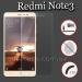Новое защитное стекло для Xiaomi Redmi Note 3