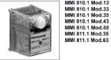 Блок управления Honeywell MMI 810.1 Mod.13