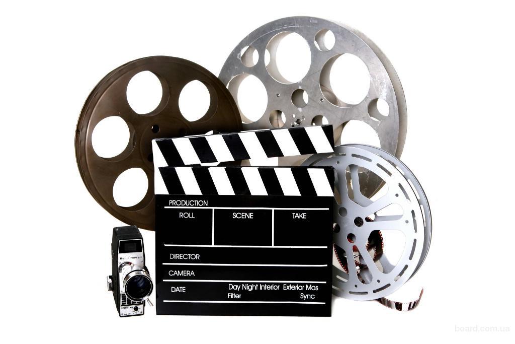 Создание, производство рекламных роликов (видеореклама)