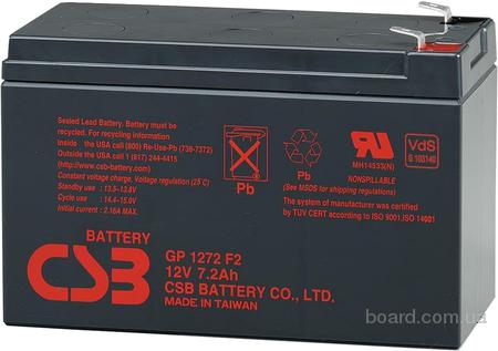 Аккумуляторные батареи для эхолотов