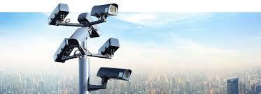 Монтаж различных систем видеонаблюдения.