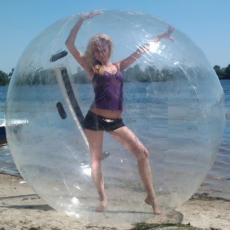 Продам Бизнес, Водный шар, водную Сферу 2м и 2,5м ТПУ 1мм, 3шт.+Молния