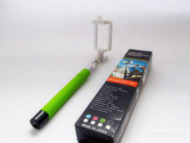 Селфи-палка z07-5f Bluetooth!