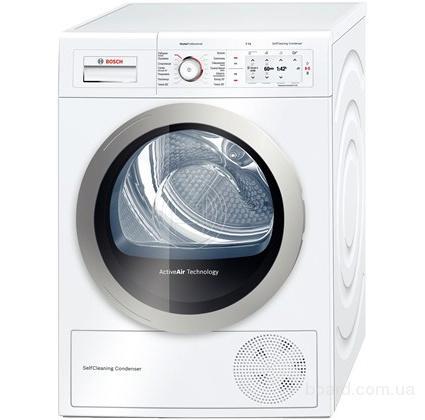 Сушильная машина Bosch WTY87780OE