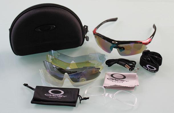 Тактические очки Oakley (реплика)