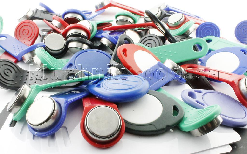 Ключи от домофона в Мtnhj
