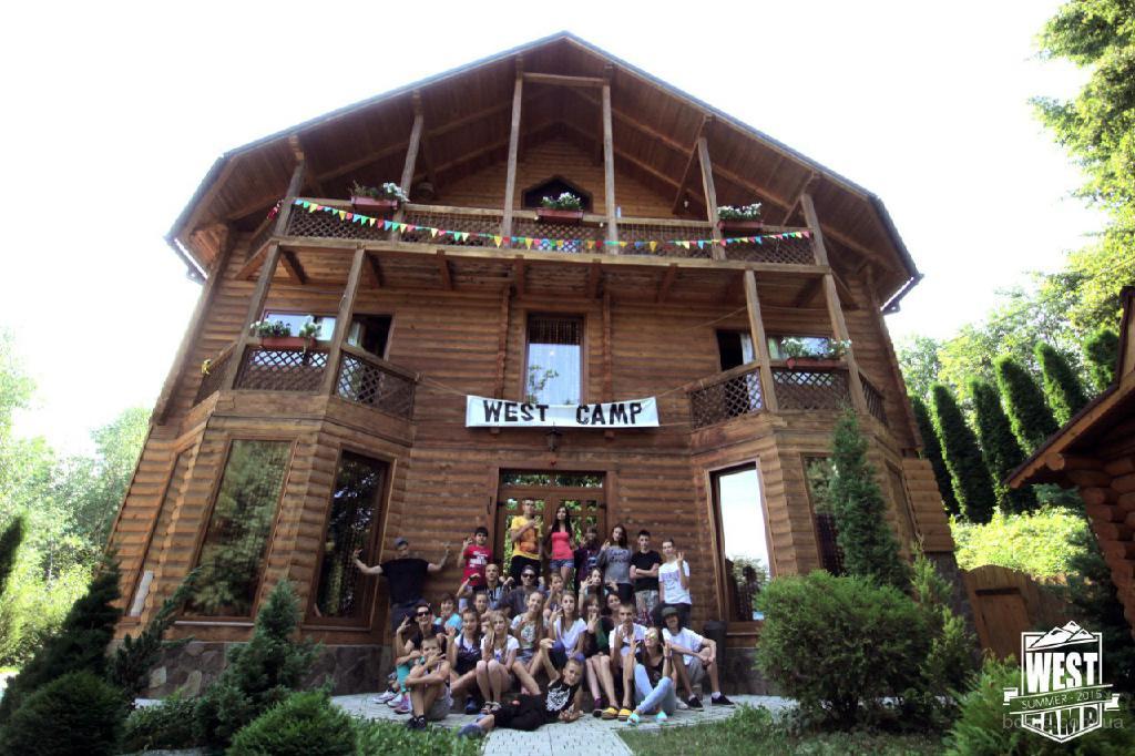 West Camp Бизнес лагерь для подростков