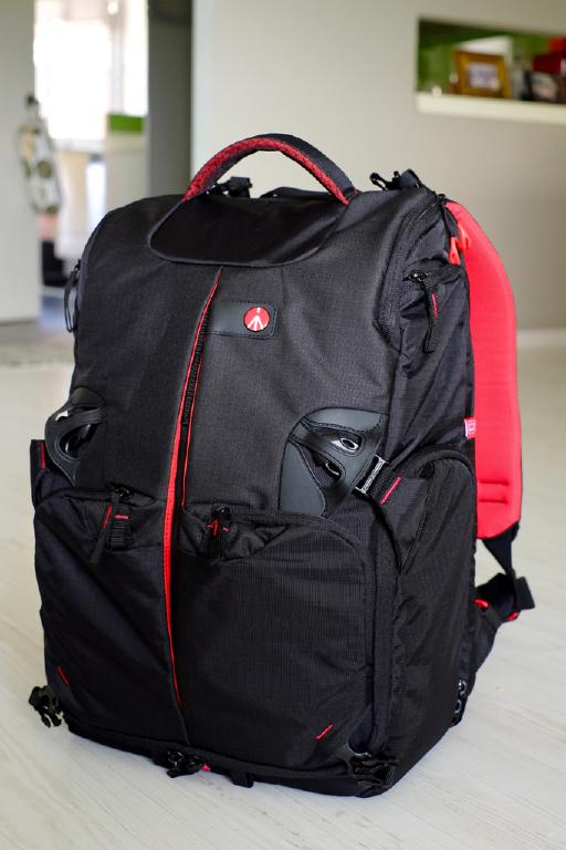 Продам новый рюкзак Manfrotto Pro-Light 3N1-35 Camera Backpack