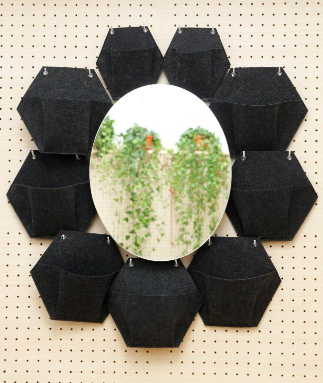 Модуль для растений (шестиугольник)