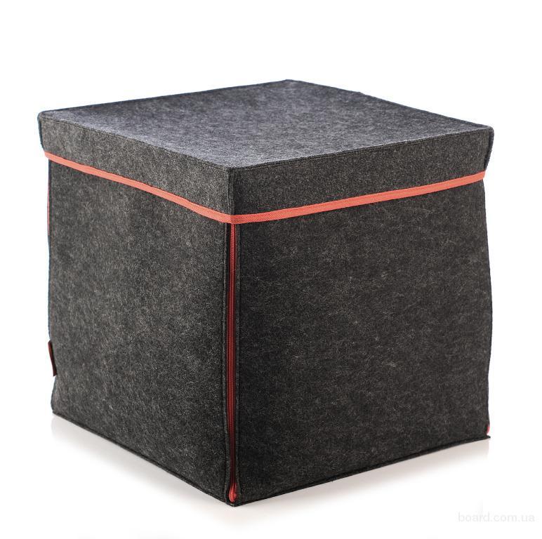 Коробка раскладная на молниях