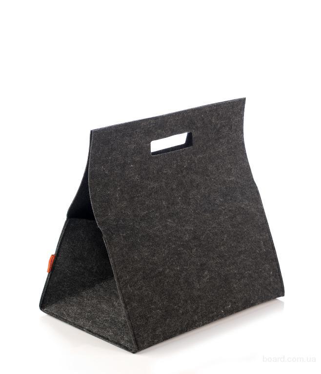 Коробка на липучке