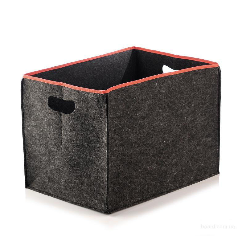 Коробка с окантовкой