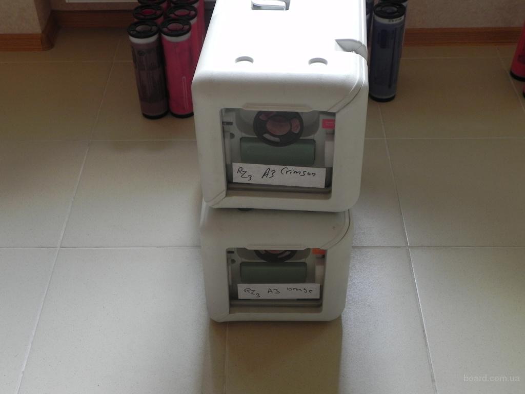 Продам барабан (раскатный цилиндр) красного цвета на ризограф RP A3
