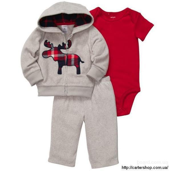 Комплекты фирменной детской одежды Картерс, оригинал, США