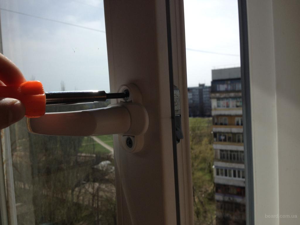 Ремонт металлопластиковых окон и балконных дверей в запорожь.