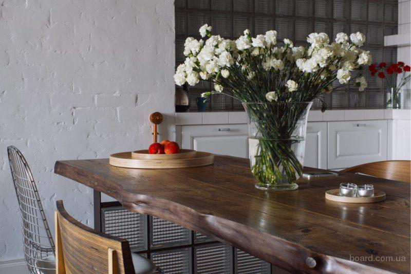 столы дубовые в стиле лофт, дубовый мебельный щит, ступени для лестниц, столешницы, подоконники , оконный брус