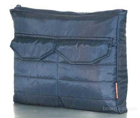 Органайзер в сумку с липучками на молнии