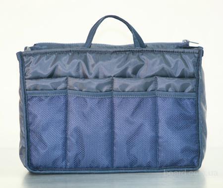 Сумка в сумке органайзер с ручками на молнии