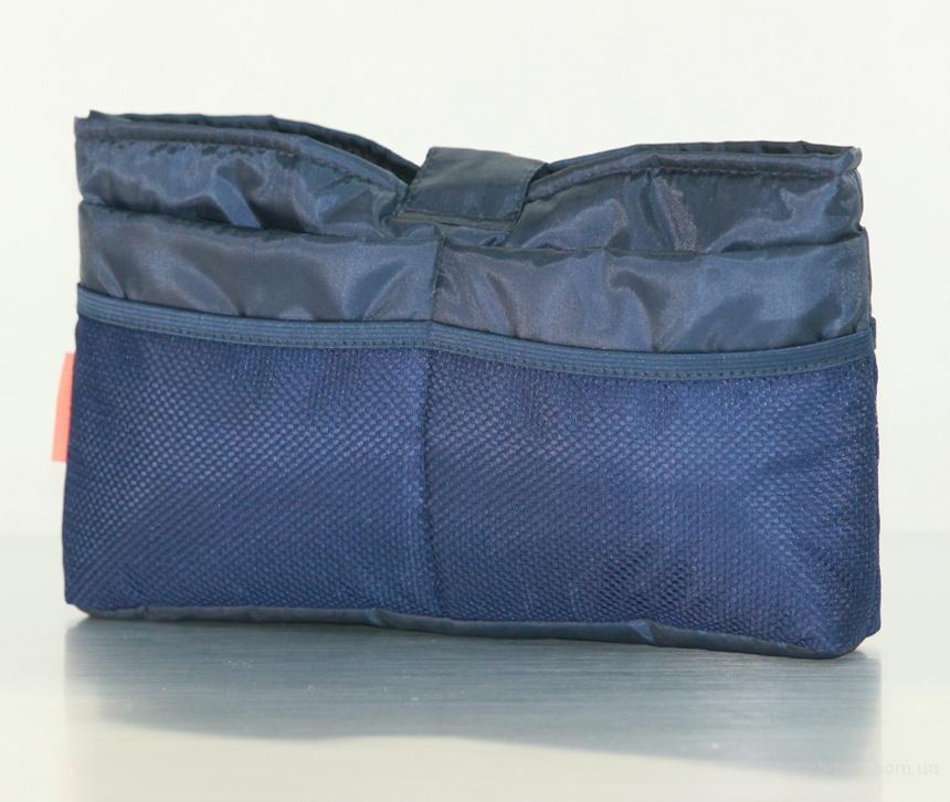 Женская сумка органайзер на кнопке L