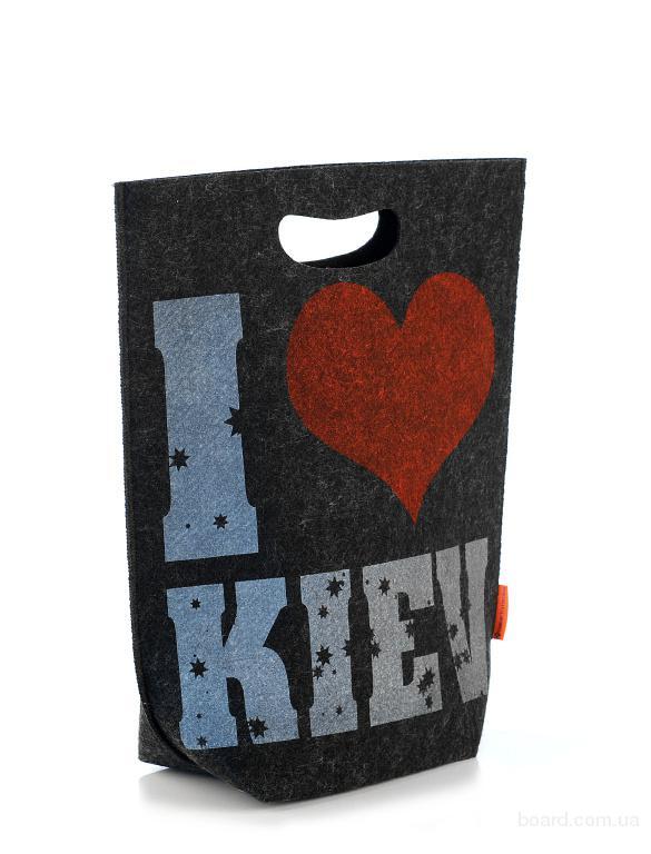 Сумка я люблю Киев