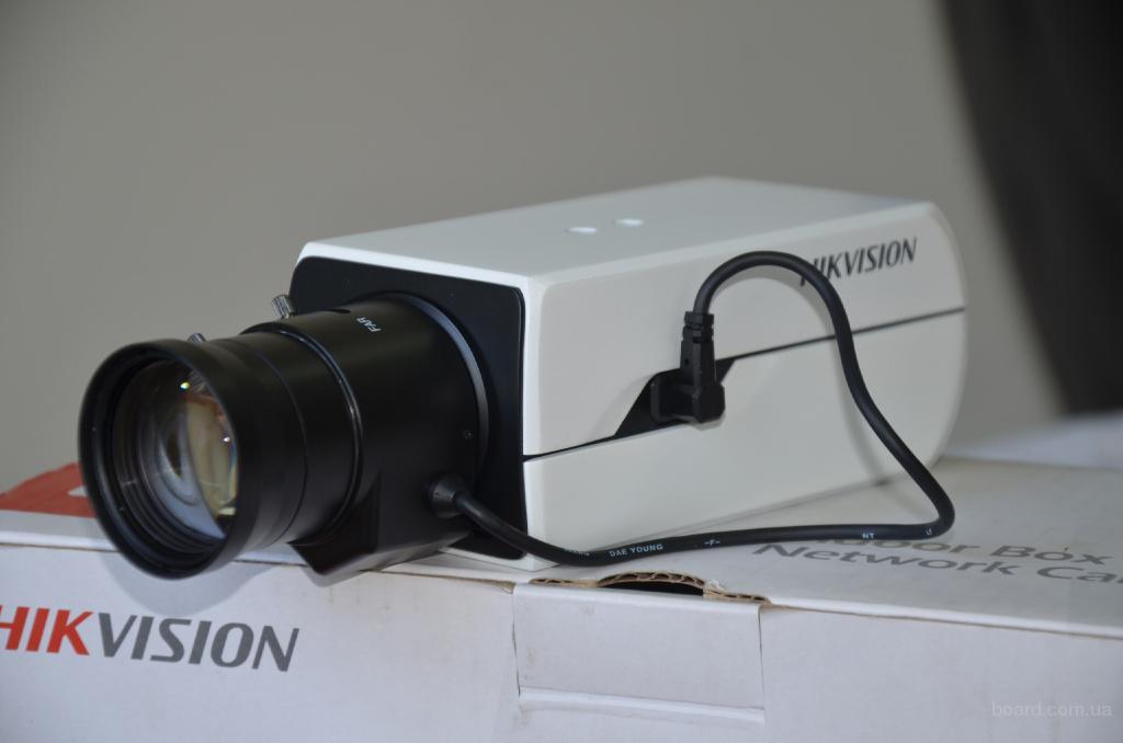 Камера Hikvision (камера видеонаблюдения)