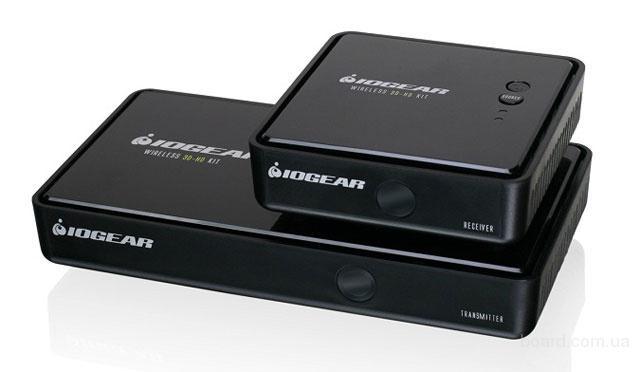 Беспроводной удлинитель видео аудио сигнала на 30 м