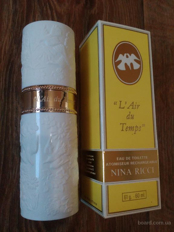 Продам духи Nina Ricci