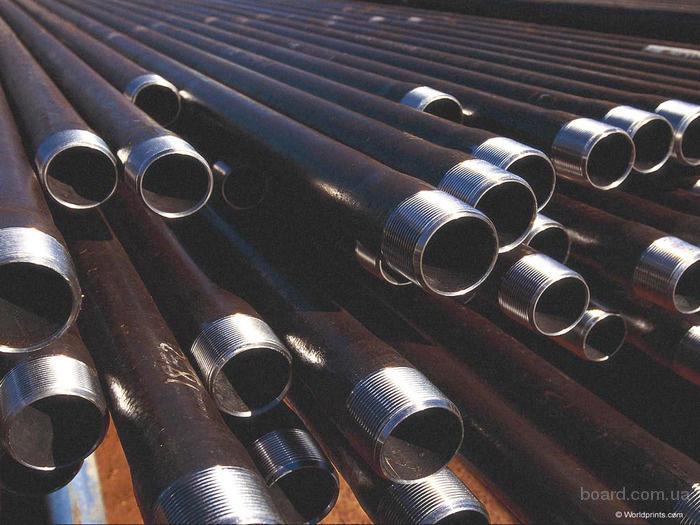 Труба стальная обсадная 168х8,9