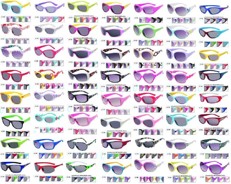Очки оптом детские 2016 солнцезащитные, модные, поляризация, сертификат цена качество