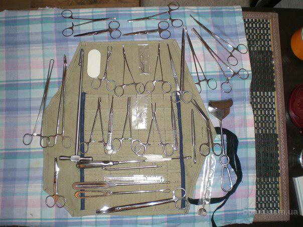 Предлагаем медицинские инструменты и оборудование с госрезерва